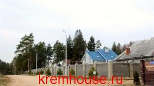 поселок Родники Кременки